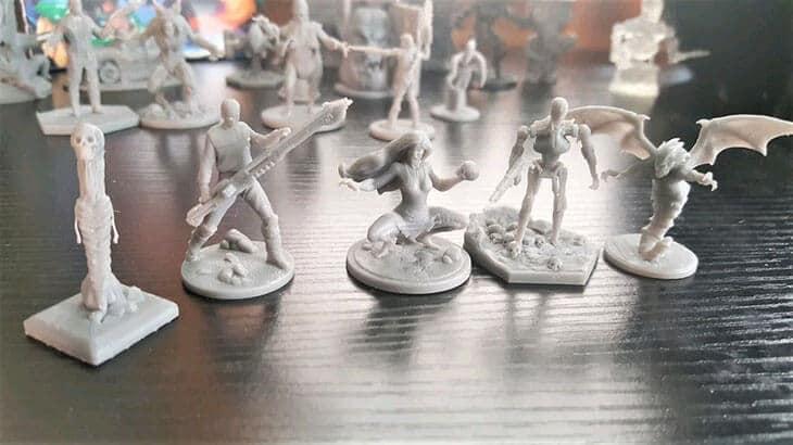 3D print miniatures