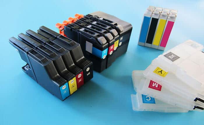 How to Get More Ink Out of Printer Cartridge