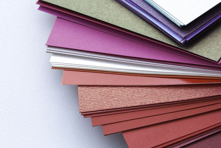 How to print on cardstock