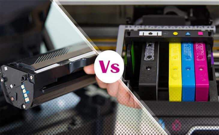Laser printer VS Inkjet