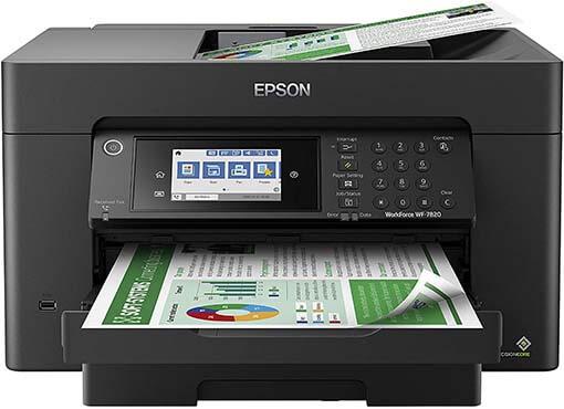 Epson WorkForce Pro WF-7840
