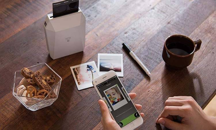 Top Polaroid Printers for iPhone