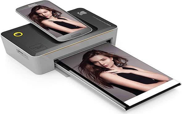 Kodak Dock & Wi-Fi Portable