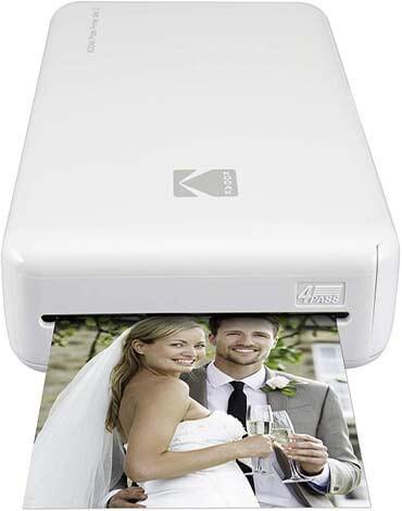 Kodak Mini 2 HD Wireless Portable Mobile